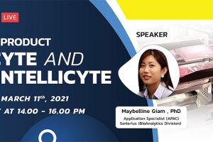 Webinar : IncuCyte and iQue IntelliCyt
